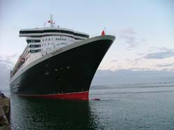 Queen Mary Southampton